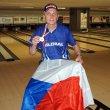Jiří Hindrák je bowlingovým vicemistrem Evropy